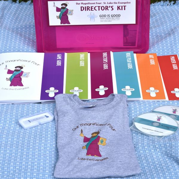 (a) St. Luke's VBS Director's Kit Available January, 2020