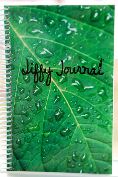 Jiffy Journal® Green Leaf