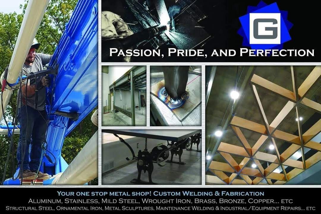 Gullet Welding Fabrication Gullet S Hard Art Llc