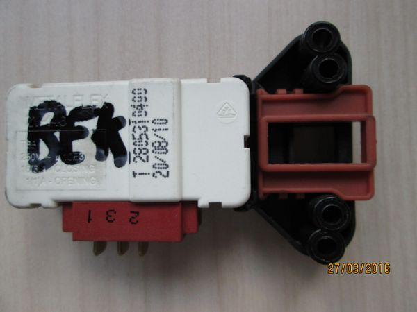 Genuine Beko 2805311400 Washing Machine Door Interlock Lock