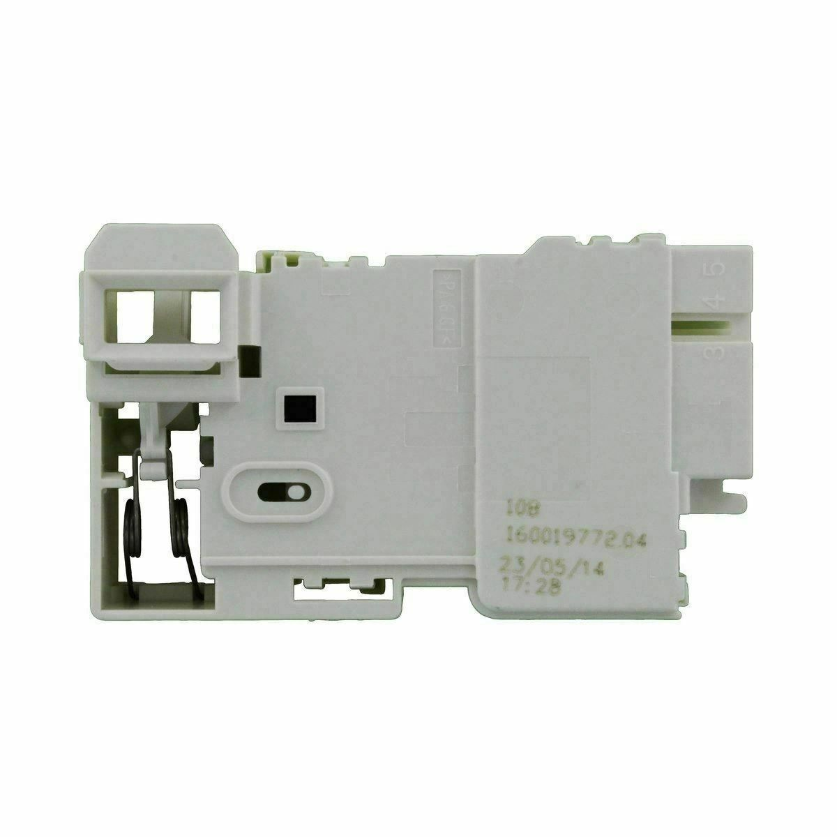 DOOR INTERLOCK INDESIT IDV75 IS60V VTD20T IDV65UK TUMBLE DRYER LOCK SWITCH CATCH