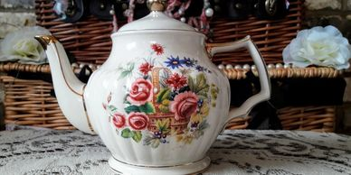 Herts Vintage China Hire