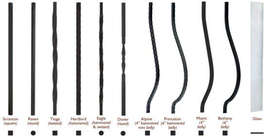 Keylink American Tioga Aluminum Railing