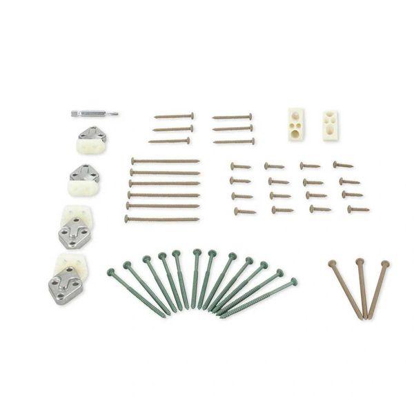 Radiance Rail Hardware Kit