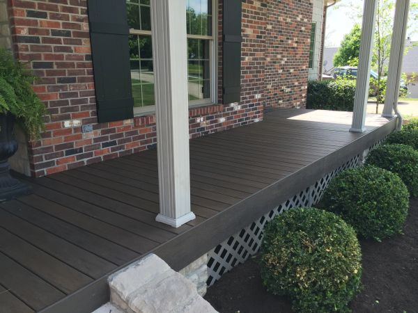 Timbertech Legacy Collection Trim