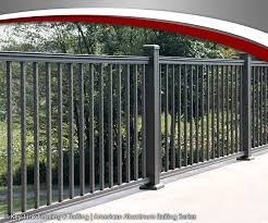 American Aluminum Railing by Keylink
