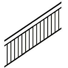 Westbury C30 Stair Rail Riviera