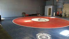 40 x 40 Resilite Wrestling Mat