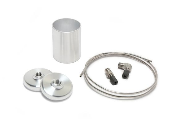 TracTuff DIY Exhaust Back Pressure Damper Kit