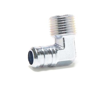 """TracTuff 1/2"""" NPT to 5/8"""" 90° Hose Barb"""