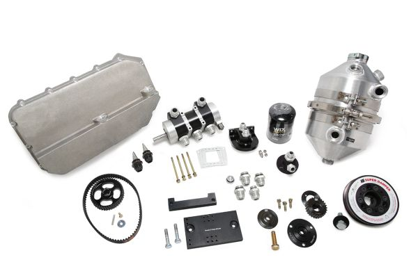 K Series Dry Sump Oil Pump Kit