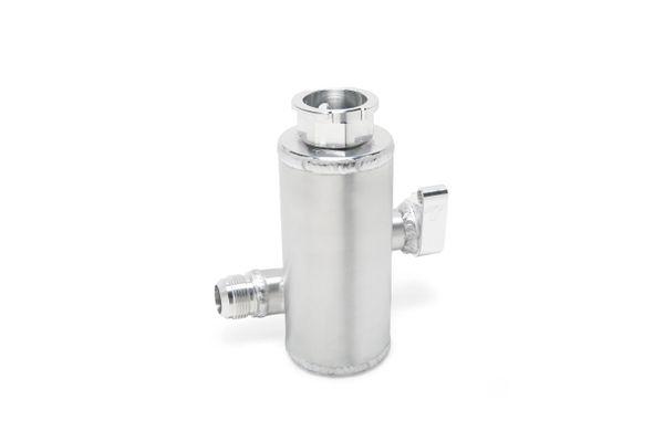 TracTuff P72 Billet Water Neck w/ Swirl Tank