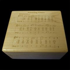 AMAZING GRACE MUSIC BOX