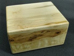 MAPLE TREASURE BOX