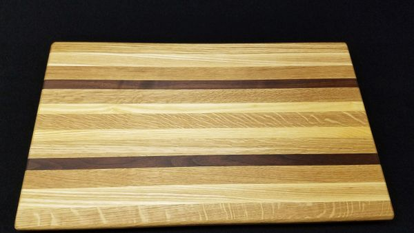 MULTI-SPECIED 11 X 18 CUTTING BOARD