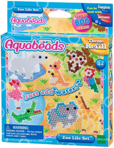 AQUABEADS ...Zoo Life Set