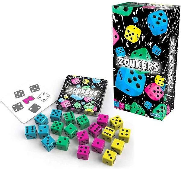 GIBSONS GAMES.....ZONKERS