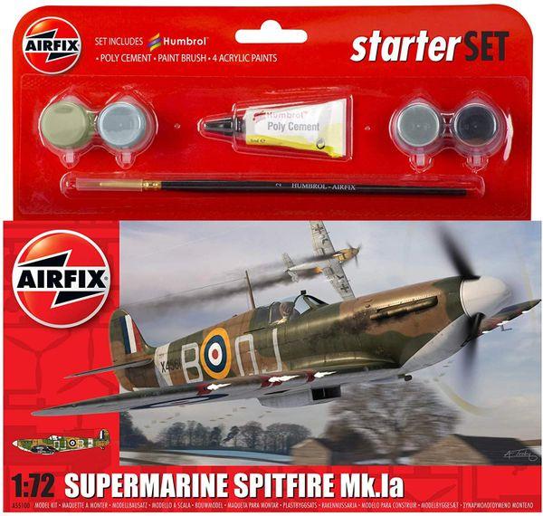 AIRFIX .....SUPERMARINE SPITFIRE MK.1a
