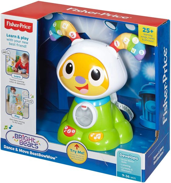 FISHER PRICE .....Dance & Move ...BEATBOWWOW