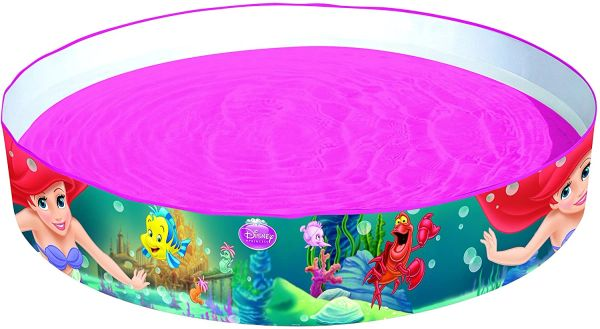 PADDLING POOL .....LITTLE MERMAID Fill`n'fun pool