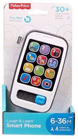 FISHER PRICE ....SMART PHONE