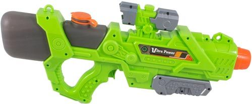 **WHITE****** ULTRA POWER PUMP ACTION....... WATER GUNS
