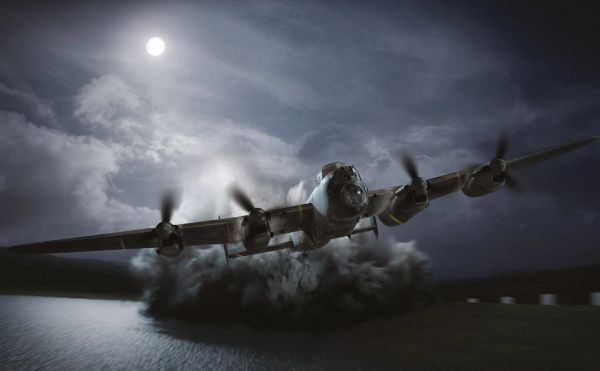 AIRFIX.. AVRO LANCASTER B.111 (Special) THE DAMBUSTERS 617 squadron