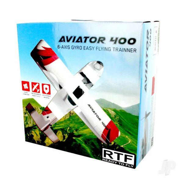 AVIATOR 400.. RTF ..6-AXIS GYRO EASY FLYING TRAINER