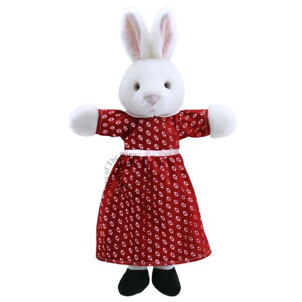 THE PUPPET COMPANY.....Mrs Rabbit - Dressed Animals Range