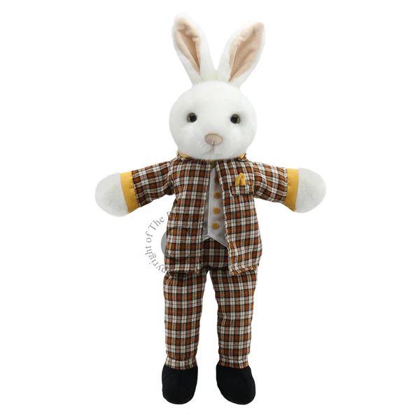 THE PUPPET COMPANY ..Mr Rabbit - Dressed Animals Range