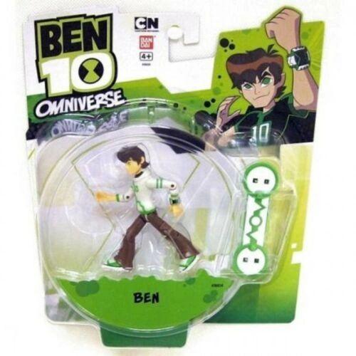 Ben 10 Omniverse Ben Action Figure