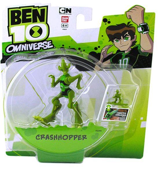 Ben 10 Omniverse Crashhopper Action Figure