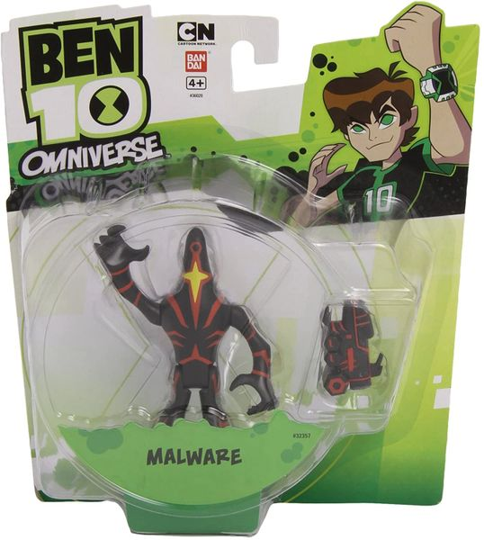 Ben 10 Omniverse 10cm Alien Collection Malware
