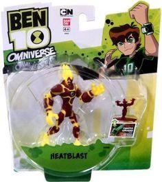 Ben 10 Omniverse Heatblast