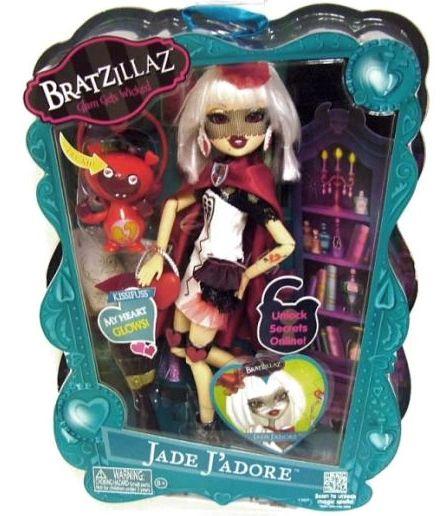 BRATZILLAZ..Jade J'adore & Kissifuss