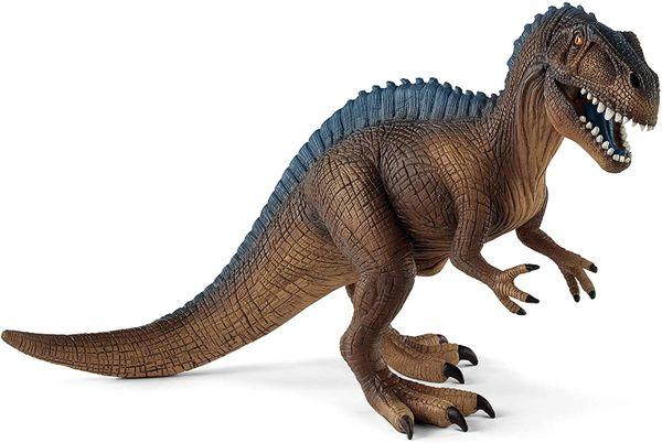 """Schleich 14584"""" Acrocanthosaurus Figure"""