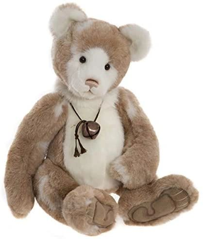 "CHARLIE BEAR.. Bessie.... Teddy Bear Plush 50cm (19.5"")"