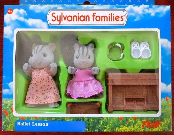 Sylvanian Families - Ballet Lessons