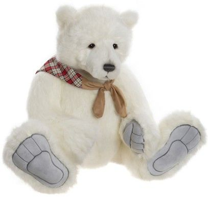 Charlie Bears ...Barret 34 inches