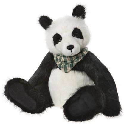 Charlie Bears ..BERWIN 34inch Panda