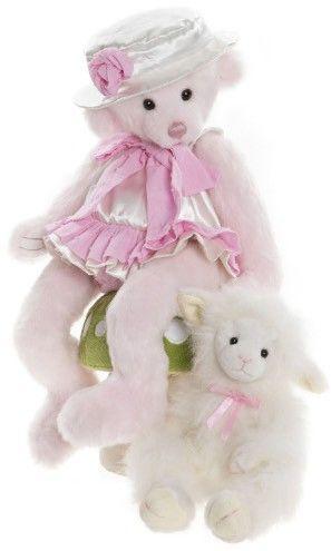 Charlie Bears .....MARY & BAABAHRAN
