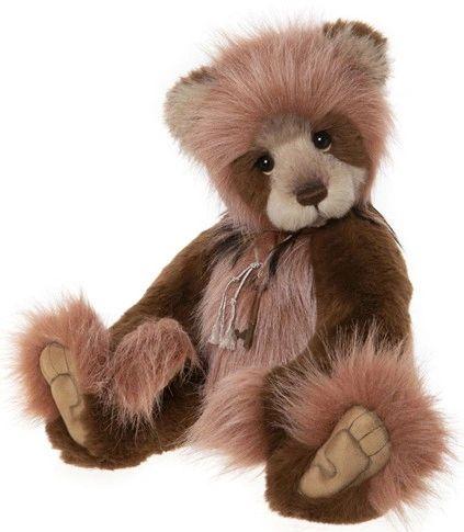 Charlie Bears .....Denise 19inch Plumo Bear