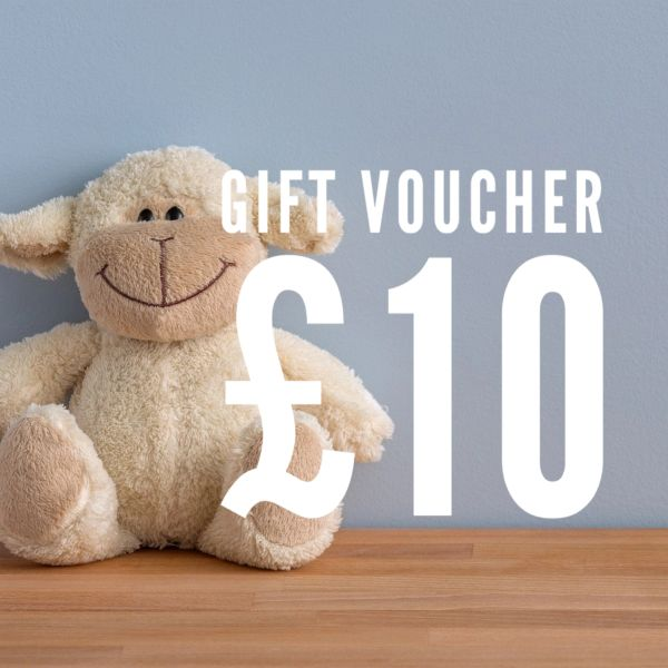 £10 Gift Voucher - use in-store or online
