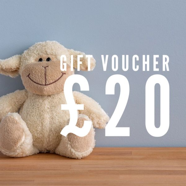 £20 Gift Voucher - use in-store or online