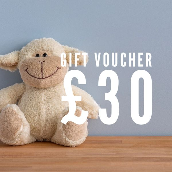 £30 Gift Voucher - use in-store or online