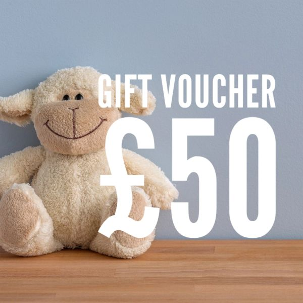 £50 Gift Voucher - use in-store or online