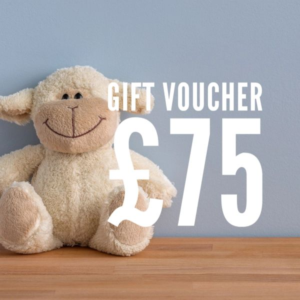 £75 Gift Voucher - use in-store or online