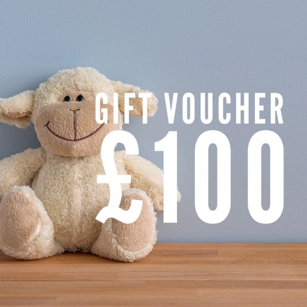 £100 Gift Voucher - use in-store or online