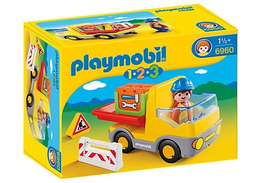 Construction Truck by Playmobil