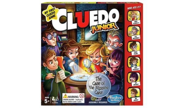 Cluedo Junior Game from Hasbro
